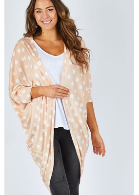 Betty Basics Betty basics Santorini Drape Cardi