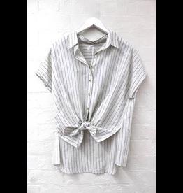 Little lIes Short Sleeve Shirt