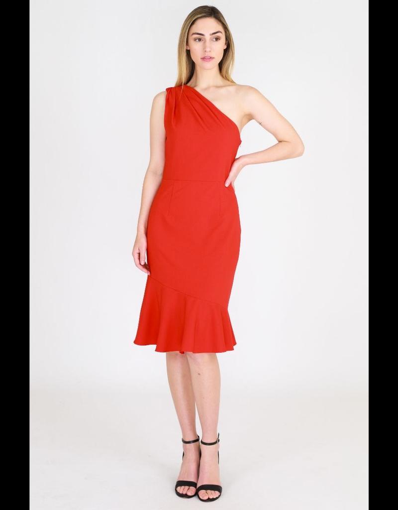 3rd Love The Label Lilli Midi Dress