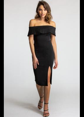 Mira Off the Shoulder Dress