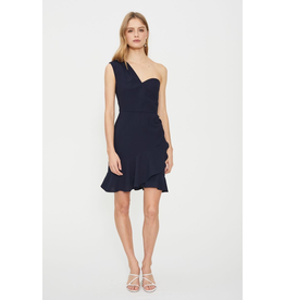 Cooper St Payton One Shoulder Mini Dress