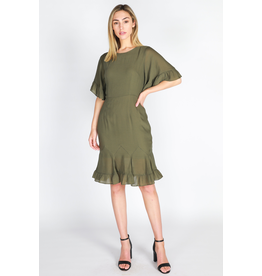 3rd Love The Label Klara 1/2 Sleeve Dress