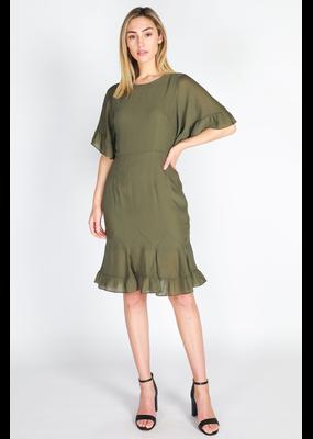 3rd Love The Label Klara 1/2 Sleeve Dress