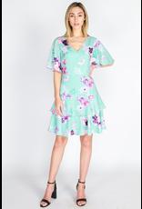3rd Love The Label Meagan V Neck Dress