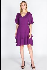 3rd Love The Label Georgia Ruffle Dress