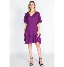 3rd Love The Label Georgia Ruffle Dress