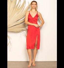 Wish Constance Midi Dress