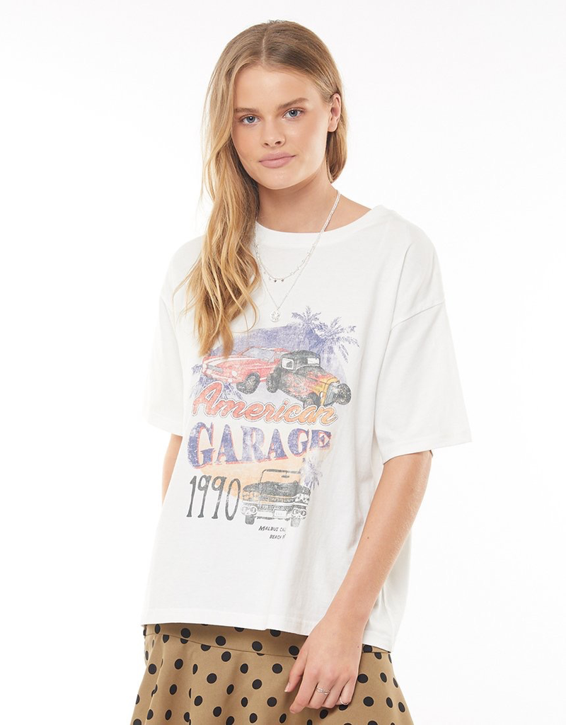 All About Eve Malibu Tee