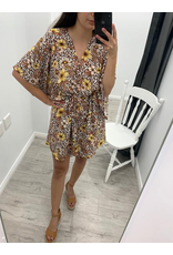 Sophie Sleeve Dress