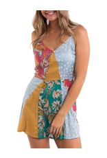 All About Eve All about Eve Mismatched Dress