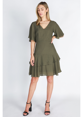 3rd Love The Label Lacey Layer Dress