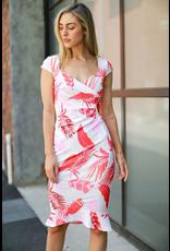 3rd Love The Label Alecina Gather Dress