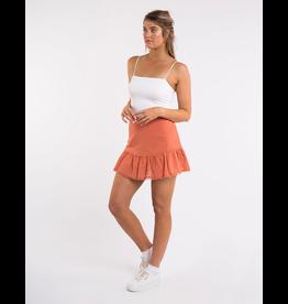 All About Eve Beachy Mini Skirt