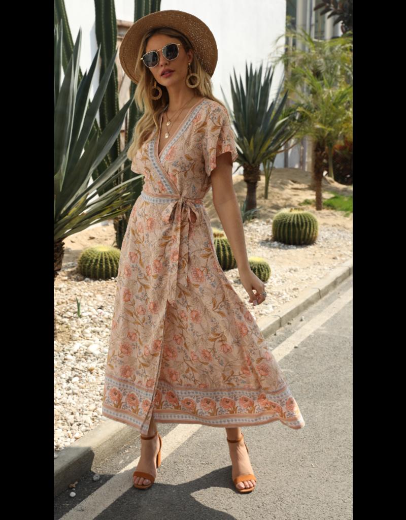 Pink Diamond May Dress