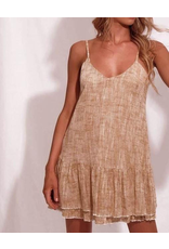 Summer lovin' linen dress