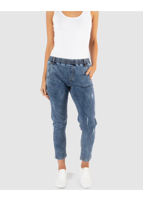 Betty Basics Betty Basics Finley Denim Jogger