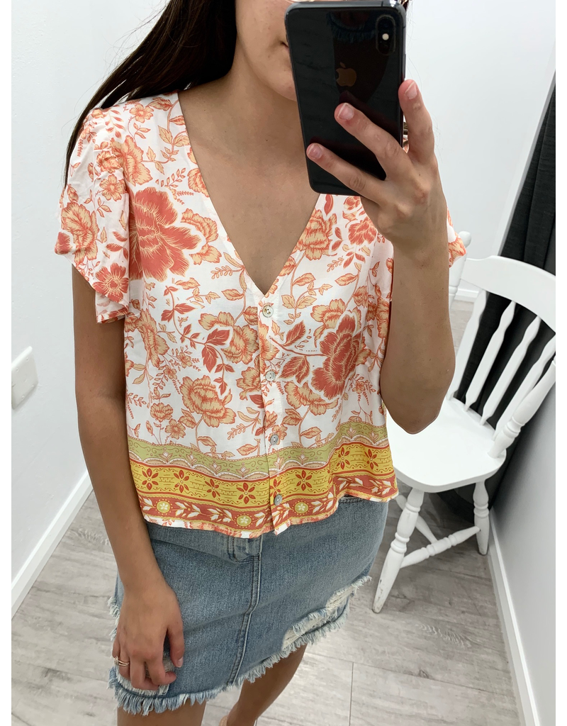Paper Heart Ayana Blouse