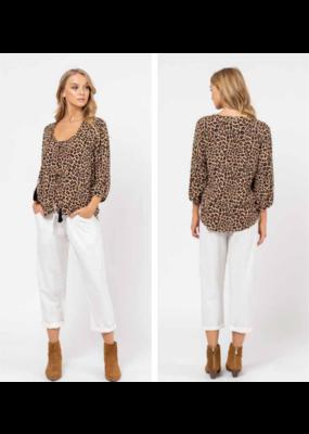 Roxie Leopard Top