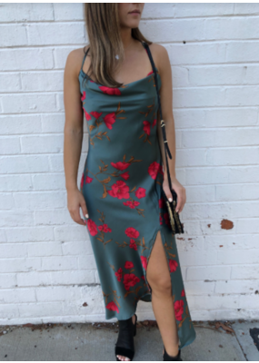 Jade Slip Dress
