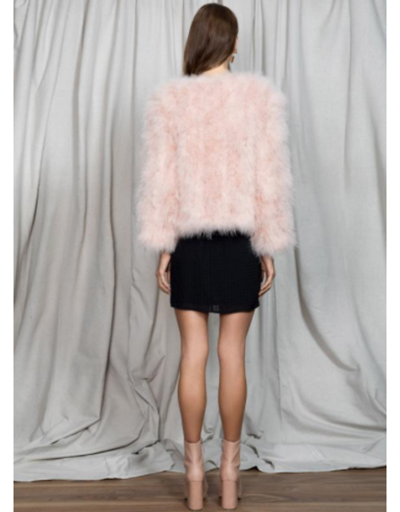 Wish Alma Fur Coat