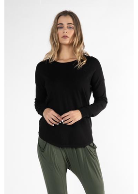 Betty Basics Betty Basics Sophie Knit Jumper blk