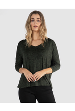 Betty Basics Betty Basics Bilbao Top Olive