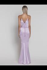 Bariano Elizabeth Wrap Gown