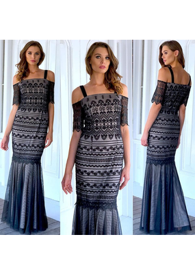 MeiMei Charley Lace Gown