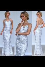 MeiMei Ella Sequin Gown