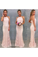 MeiMei May Lace Gown