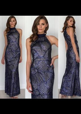 MeiMei Skye Sequin Gown