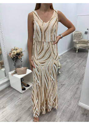 MeiMei Stella Sequin Gown