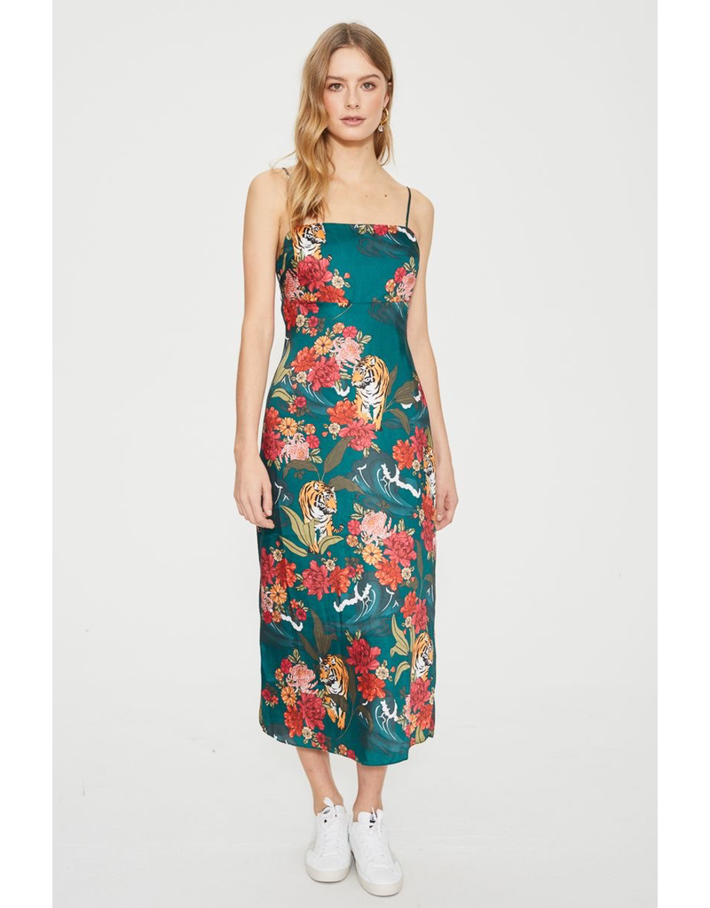 Cooper St Bengal Midi Dress