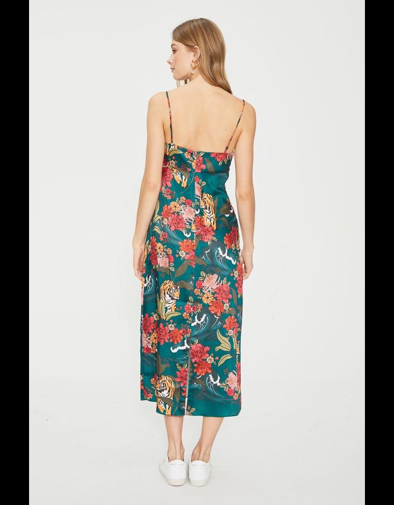 Cooper St Bengal Midi Dress