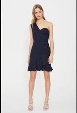 Cooper St Payton One Shoulder Mini Dress