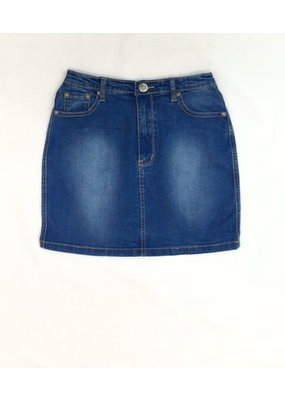 Wakee Denim Skirt
