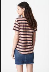 Mavi Mavi Becky Mulberry Stripe
