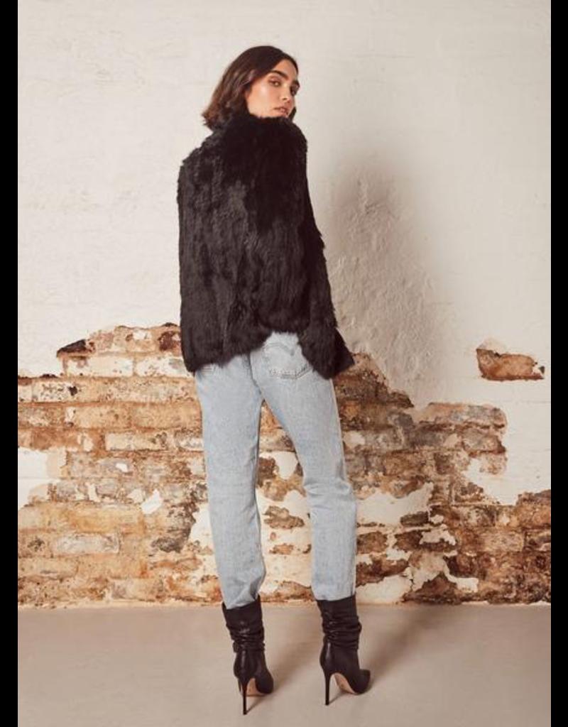 Wish Wish Ivy Fur Jacket