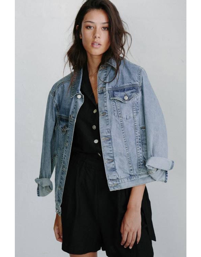 Lacey Denim Jacket