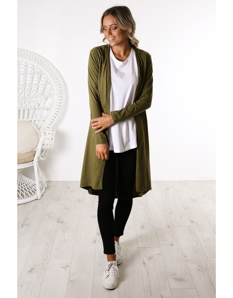 Betty Basics Betty Basics Scarlett Cardigan