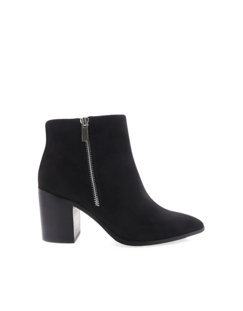 Billini Billini York Black Suede