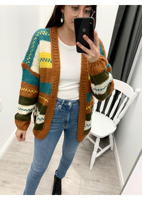 Courtney Knit Cardi