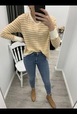Mavi Mavi Justine Marigold Stripe