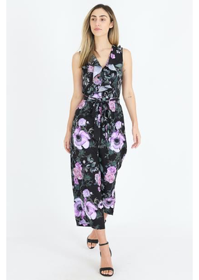 3rd Love The Label 3rd Love Tahlia Print Jumpsuit