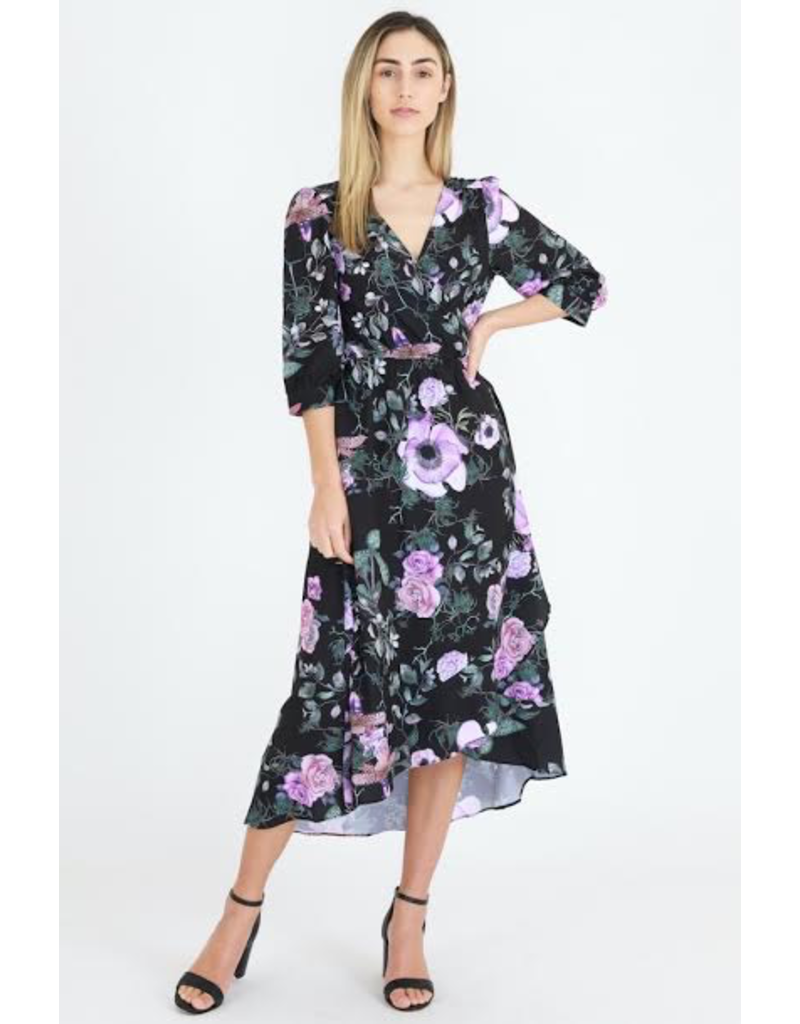 3rd Love The Label 3rd Love Florance Wrap Dress