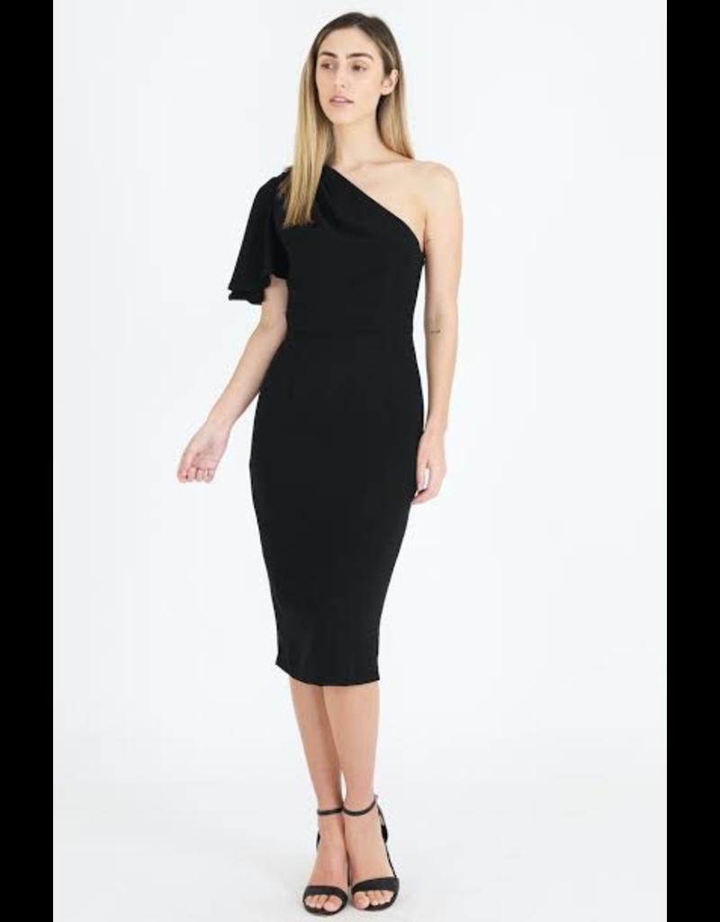 3rd Love The Label Olivia One Shoulder Dress