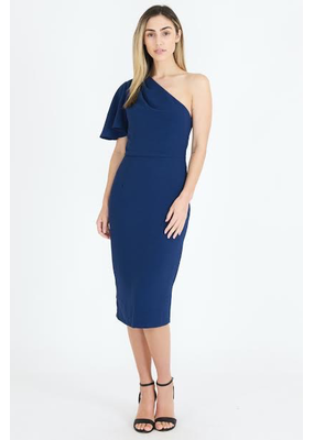3rd Love The Label 3rd Love Payton One Shoulder Dress