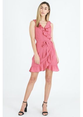 3rd Love The Label 3rd Love Amber Ruffle Dress