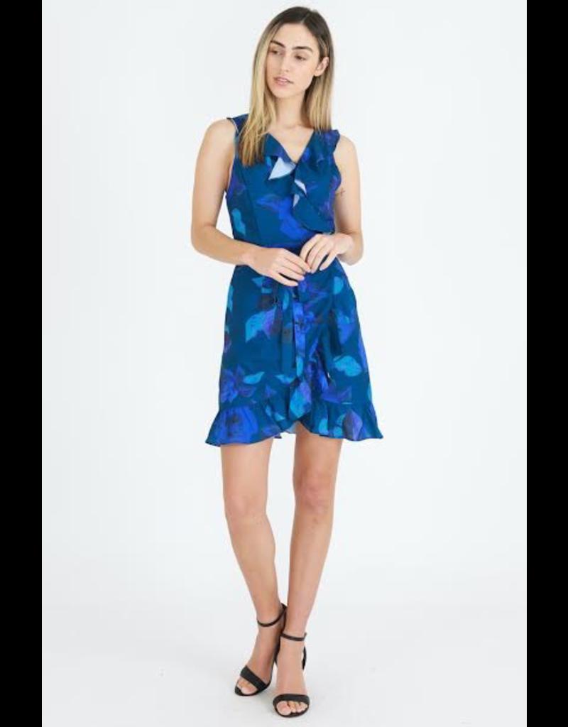 3rd Love The Label 3rd Love Darcy Print Ruffle Dress