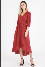 3rd Love The Label 3rd Love Hannah Wrap Dress
